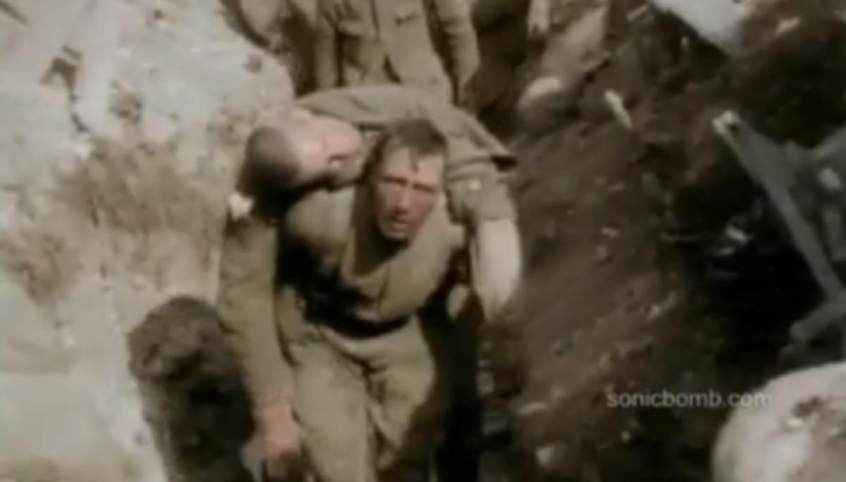 ΒΙΝΤΕΟ: Ντοκουμέντο από τον Α΄ Παγκ. Πόλεμο που σαν σήμερα τελείωσε   Newsit.gr