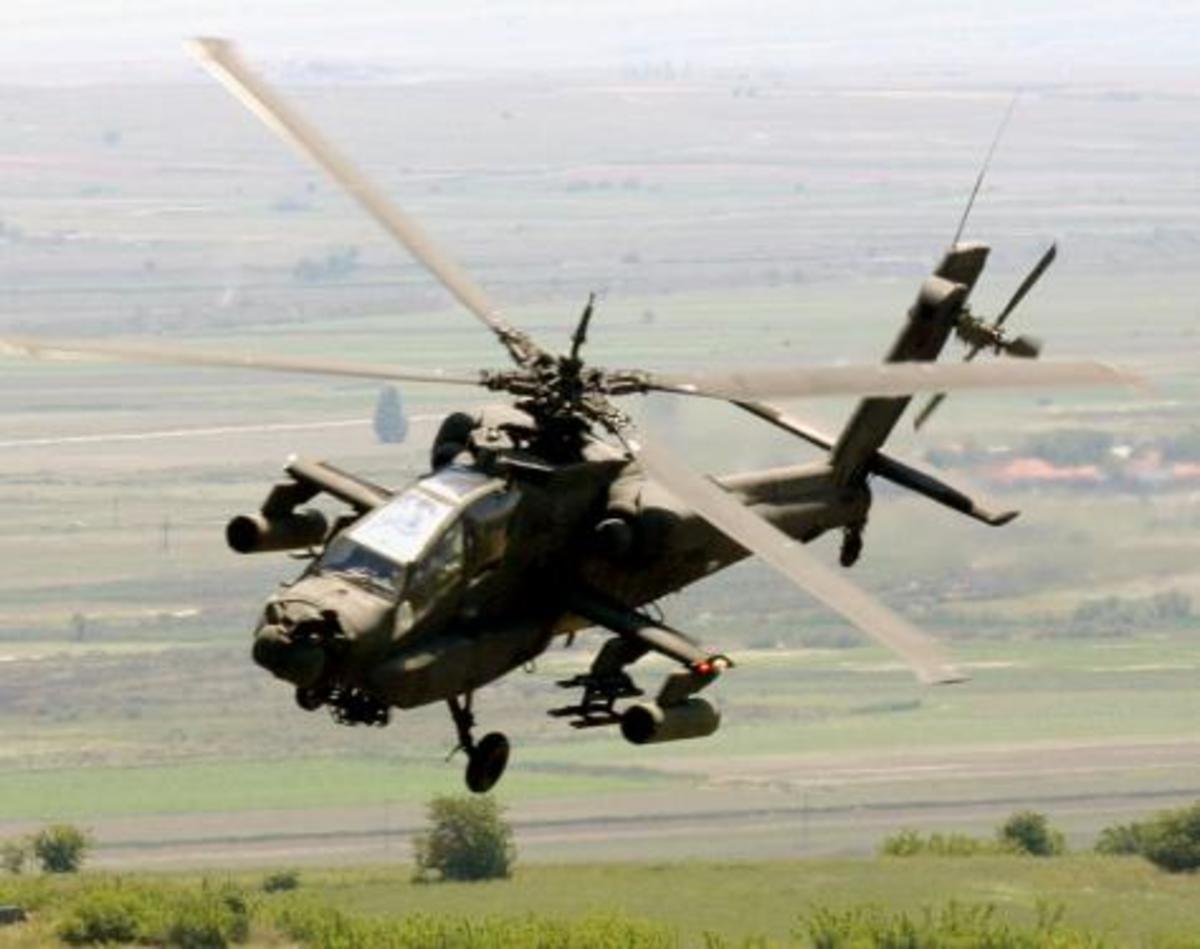 Τι λένε οι πιλότοι του Απάτσι στην αναφορά τους στον ΓΕΣ | Newsit.gr