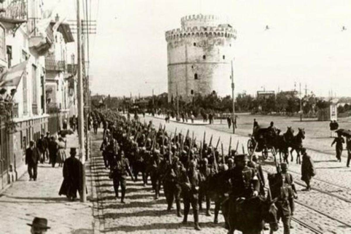 Όταν η Ελλάδα διπλασιάστηκε! ΒΙΝΤΕΟ με όλη την ιστορία των Βαλκανικών Πολέμων! | Newsit.gr