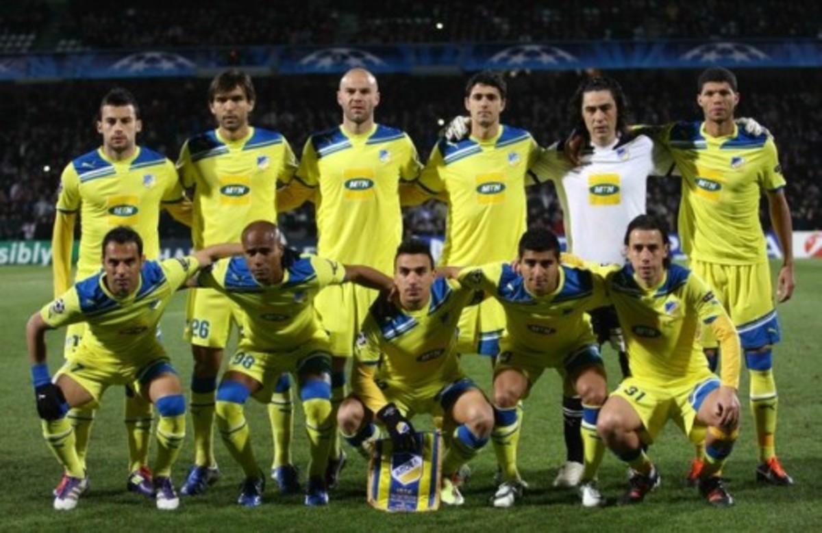 H UEFA αποθεώνει τον ΑΠΟΕΛ | Newsit.gr