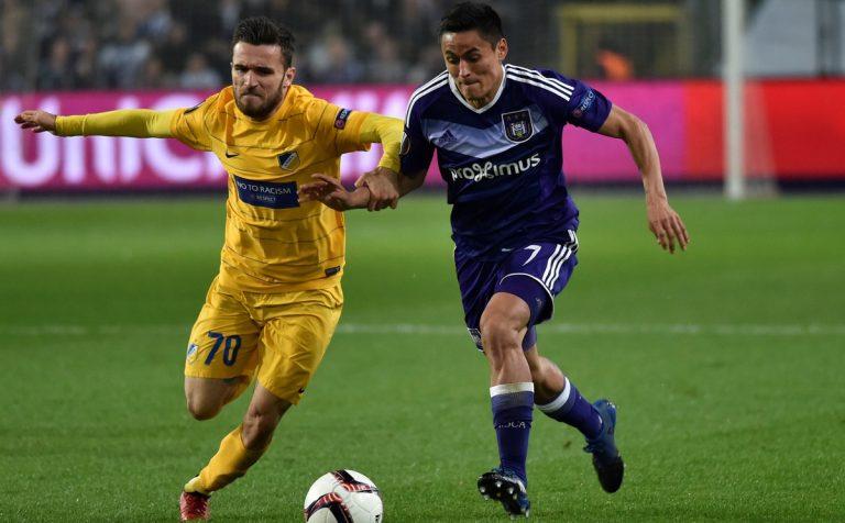 Europa League: Αποχαιρέτησε ο ΑΠΟΕΛ! Πέρασαν Λιόν και Σάλκε [vid] | Newsit.gr