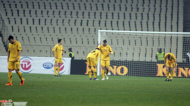 Στο ίδιο έργο…θεατές – Έχασε και απ'την Άντερλεχτ η ΑΕΚ | Newsit.gr