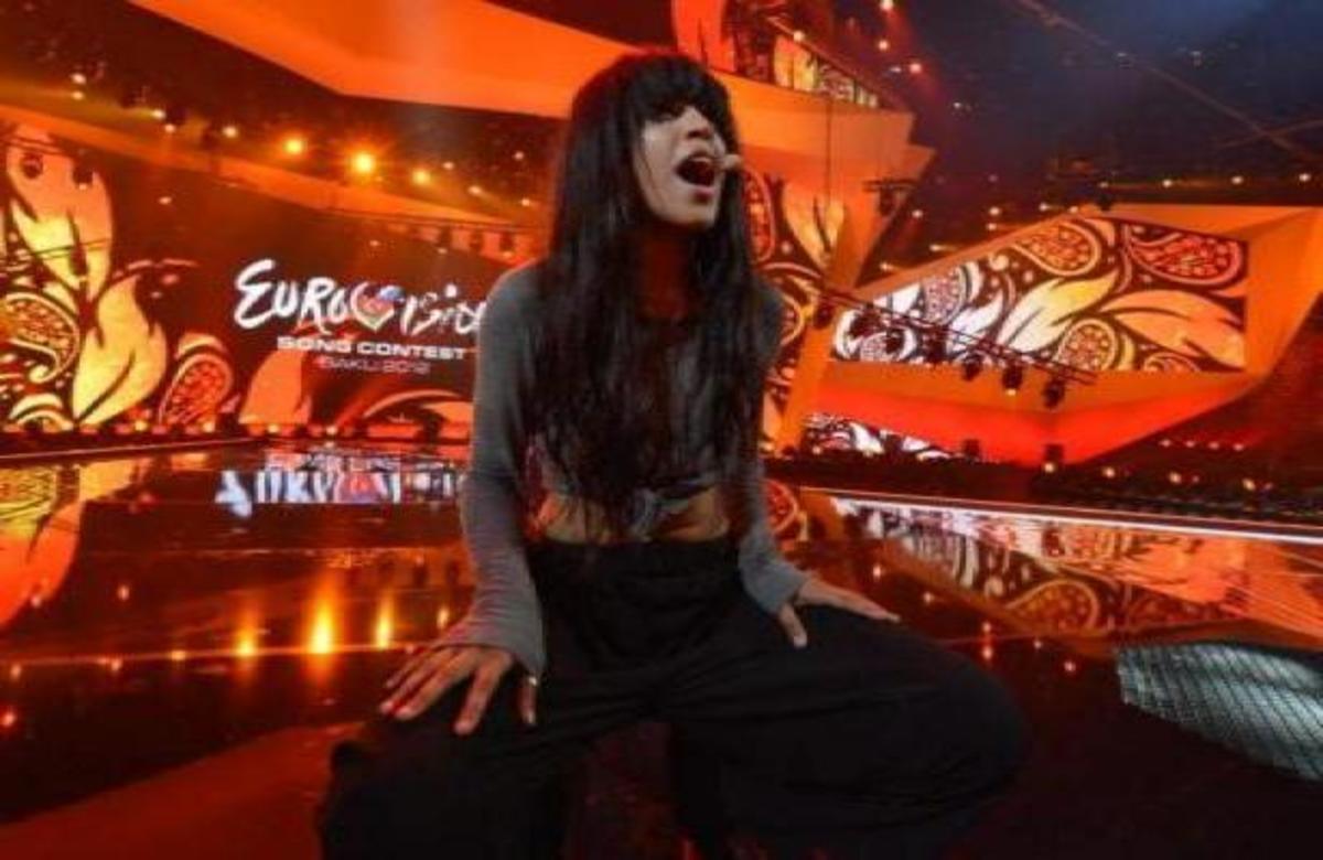 Ένα από τα φαβορί της Eurovision έκανε την πρώτη της πρόβα!   Newsit.gr