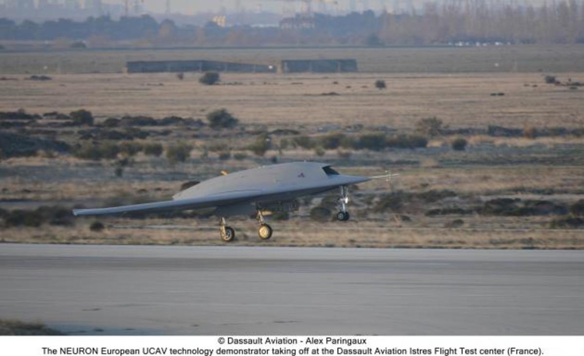 Πέταξε το ευρωπαϊκό μη επανδρωμένο αεροσκάφος – ΦΩΤΟ | Newsit.gr