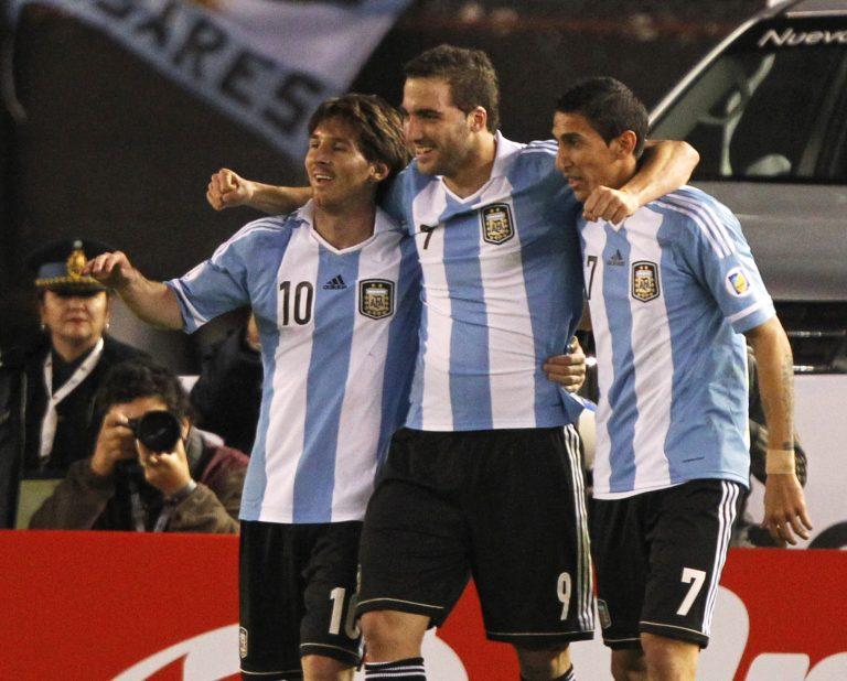 Τεσσάρα και κορυφή για την Αργεντινή (VIDEO)   Newsit.gr