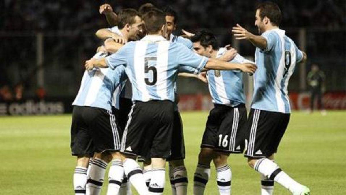 Στην κορυφή η Αργεντινή – Συντριβή για την Ουρουγουάη (VIDEOS)   Newsit.gr