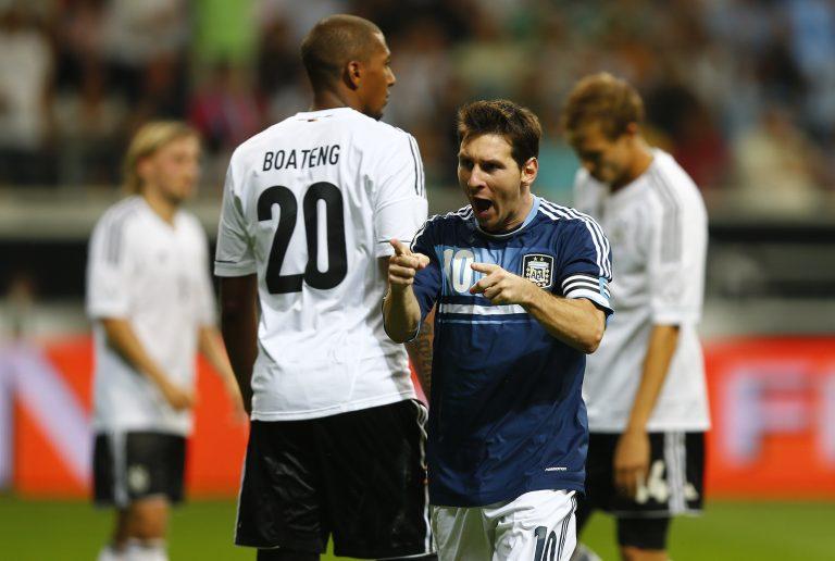 Μέσι: Έχω κλάψει για την Εθνική Αργεντινής | Newsit.gr