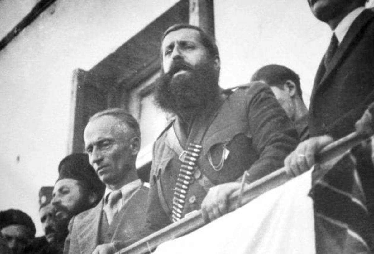 Άρης Βελουχιώτης: 72 χρόνια από τον ιστορικό λόγο του στη Λαμία [vid] | Newsit.gr