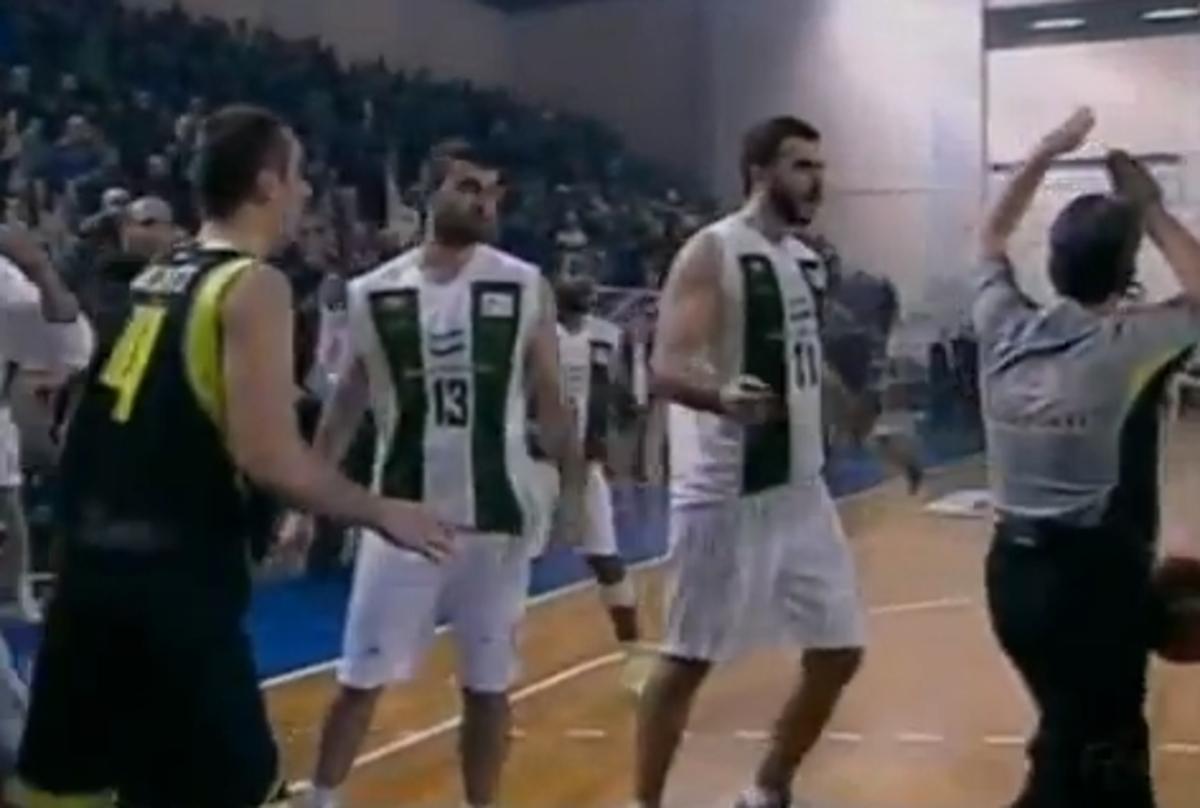 «Βράζουν» στον Άρη – Παίκτης του ΚΑΟΔ χτύπησε τον Πάσαλιτς(VIDEO) | Newsit.gr