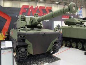 """Αυτός είναι ο """"Τίγρης"""", το νέο μέσο άρμα μάχης που κατασκευάζει η Τουρκία"""