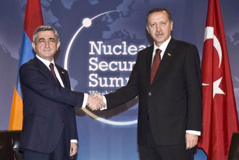 Συνάντηση Σαρκισιάν – Ερντογάν | Newsit.gr
