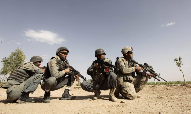 Οι αμερικανοί στρατιώτες  παίρνουν…χάπια! | Newsit.gr