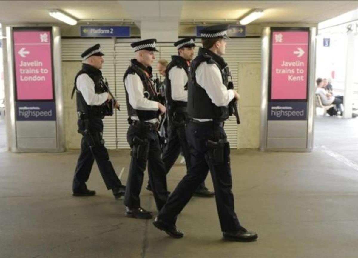 Συνελήφθη στο Λονδίνο καταζητούμενο μέλος της ΕΤΑ   Newsit.gr