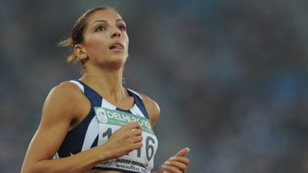 Στα ημιτελικά των 200μ. η Αρτυματά!   Newsit.gr