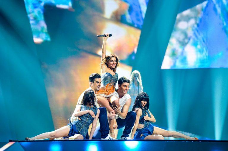 H εμφάνιση της Ελευθερίας Ελευθερίου στον Ημιτελικό της Eurovision | Newsit.gr