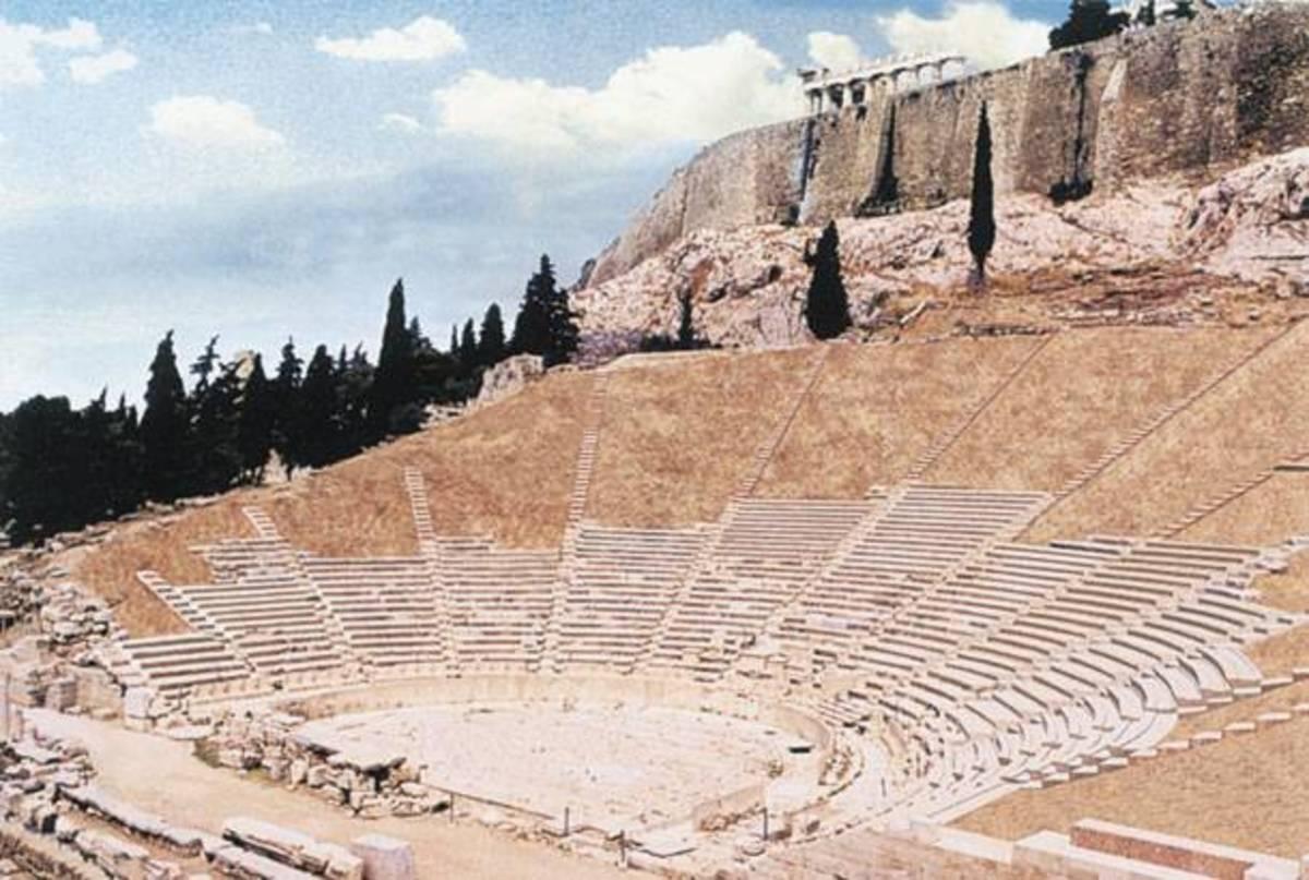 Μετά από 2.500 θα γεμίσει μουσικές το αρχαίο θέατρο Διονύσου | Newsit.gr