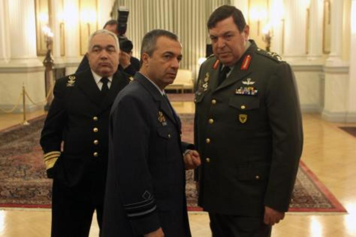 Αλλάζουν το απόγευμα οι Αρχηγοί του Στρατού; | Newsit.gr