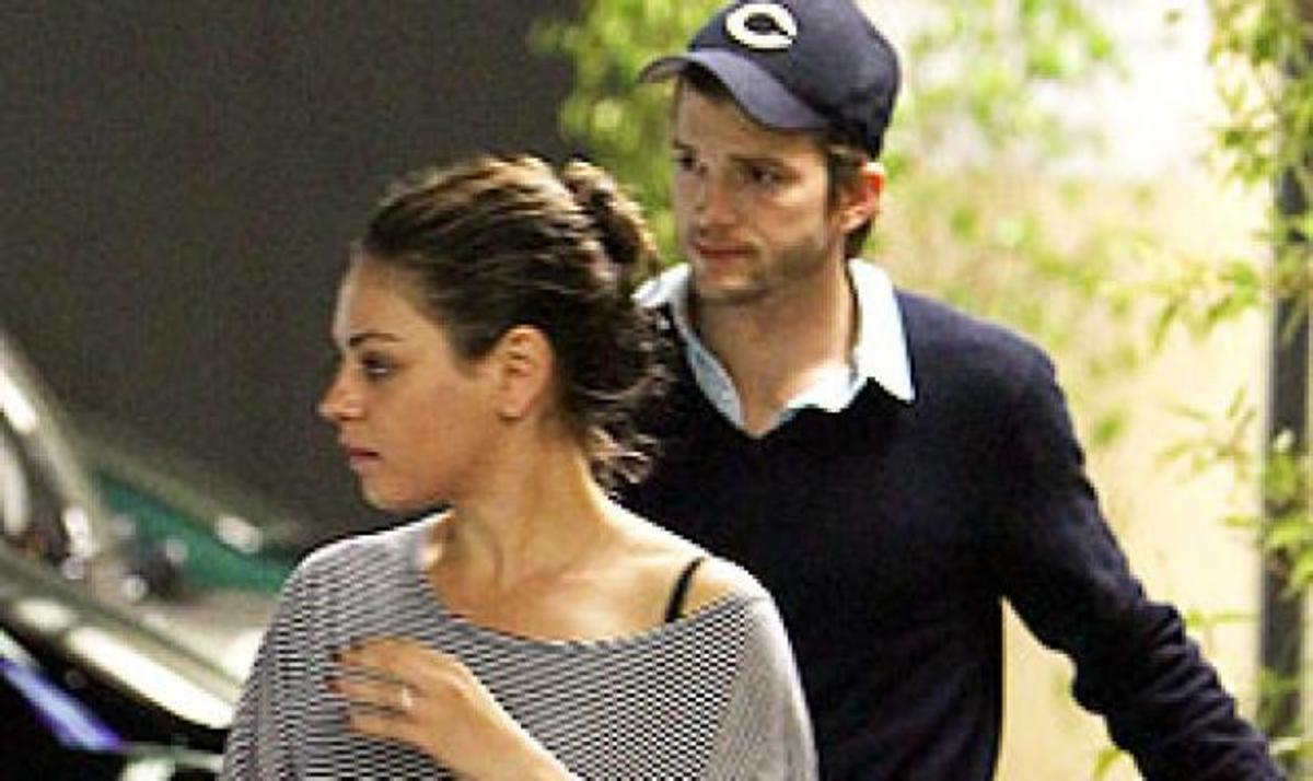 A. Kutcher – M. Kunis: Nέο ειδύλλιο; Πέρασαν το Σαββατοκύριακο μαζί! | Newsit.gr