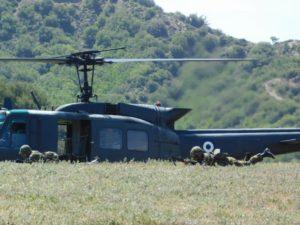 Πεζικό, Εθνοφύλακες και Αεροπορία στρατού σε απίστευτη άσκηση Υβριδικού Πολέμου [pics]