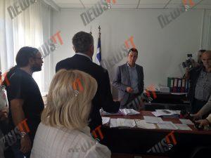 Ασκληπιείο Βούλας: Ντου εργαζόμενων στο γραφείο του διοικητή