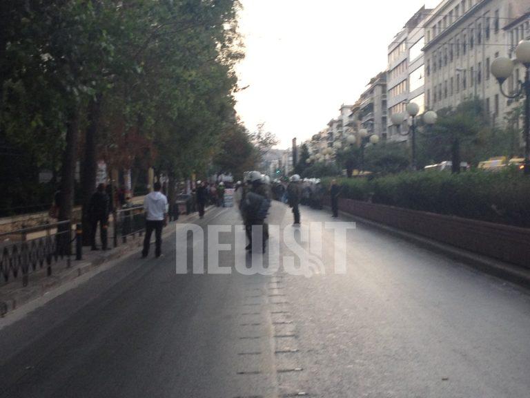 Κατάληψη «εξπρές» στην ΑΣΟΕΕ | Newsit.gr