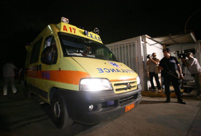 Βγήκαν κατσαβίδια στη μέση του δρόμου – Ένας τραυματίας | Newsit.gr