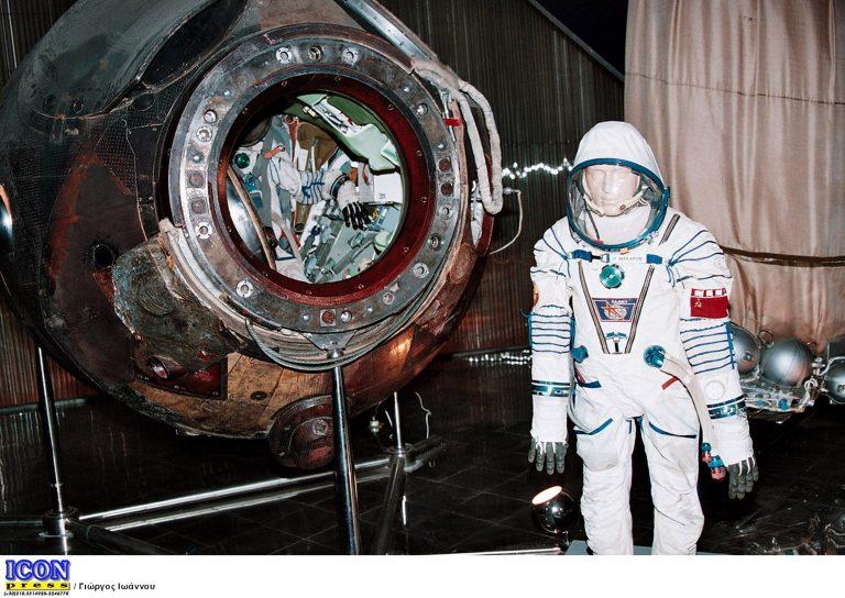 Μια Αμερικανίδα στο ρωσικό διαστημόπλοιο | Newsit.gr