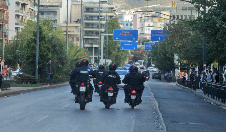 Ληστεία στα ΕΛ.ΤΑ στα Εξάρχεια   Newsit.gr