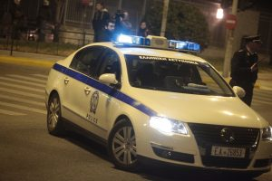 Μάχη των αστυνομικών με τους ληστές των χρηματοκιβωτίων