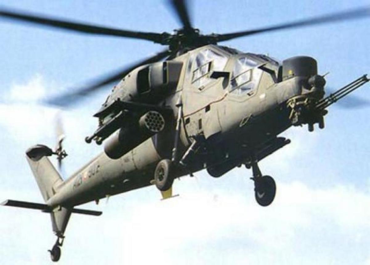 «Γέρνει» το τουρκικό επιθετικό ελικόπτερο ΑΤΑΚ! | Newsit.gr