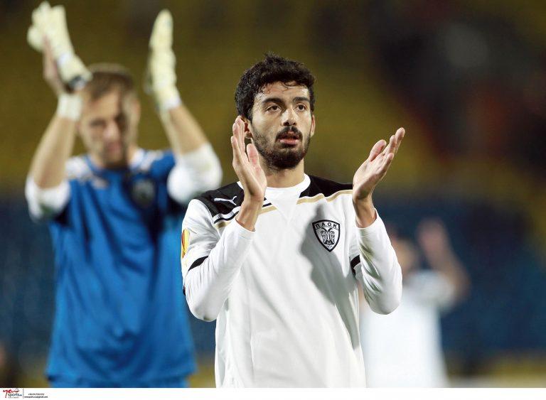 Αθανασιάδης: Πιστεύω πολύ σε αυτή την ομάδα | Newsit.gr