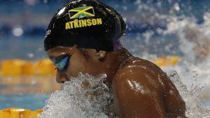 Παγκόσμιο ρεκόρ από Ατκινσον στα 50μ. πρόσθιο