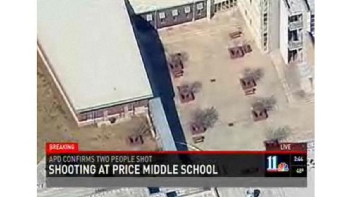 Νέο μακελειό σε σχολείο στην Ατλάντα – 14χρονη πυροβολήθηκε στο κεφάλι | Newsit.gr