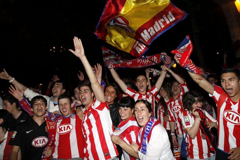 Κάηκε» η Μαδρίτη – Το γλέντι των οπαδών της Ατλέτικο(VIDEO) | Newsit.gr