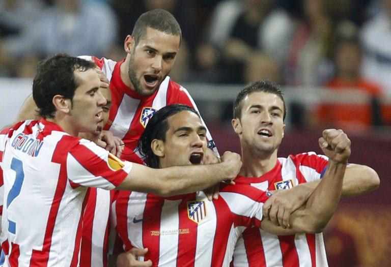 Κυπελλούχος Ευρώπης η Ατλέτικο με σόου Φαλκάο! | Newsit.gr