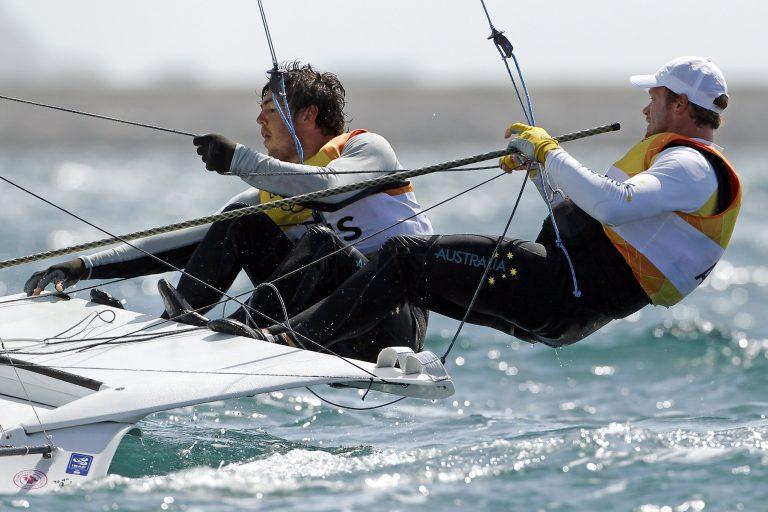 «Χρυσοί» Αυστραλοί στα 49er   Newsit.gr