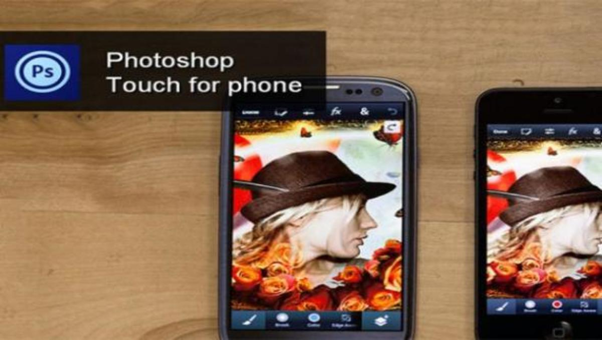 Tο Photoshop Touch ήρθε για Android και iOS | Newsit.gr