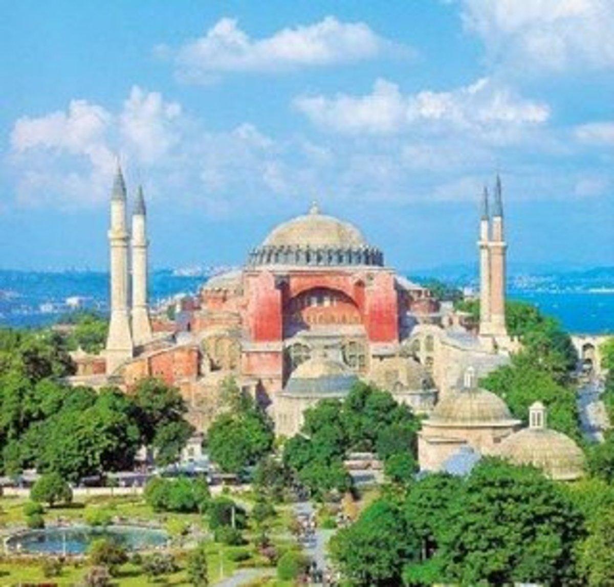 Τουρκία: Ζητούν η Αγία Σοφία να γίνει τζαμί | Newsit.gr