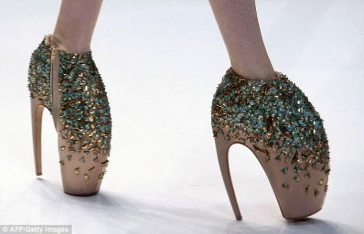 Τα παπούτσια φέτος είναι έργα τέχνης,αλλά… | Newsit.gr