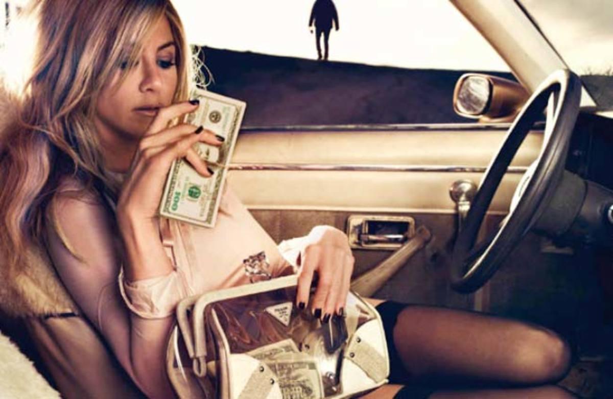Αμύθητη περιουσία για την Ελληνίδα Jennifer Aniston! | Newsit.gr