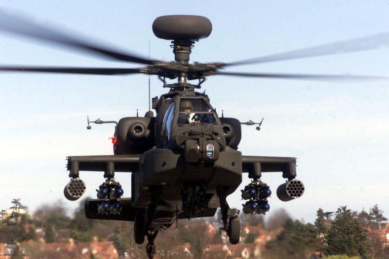 Λιβύη: Το ΝΑΤΟ χτυπά τώρα και με ελικόπτερα! | Newsit.gr