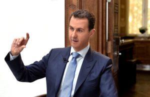 Επιμένει ο Άσαντ! «Οι ΗΠΑ έριξαν τα χημικά για να μας επιτεθούν» [vid]