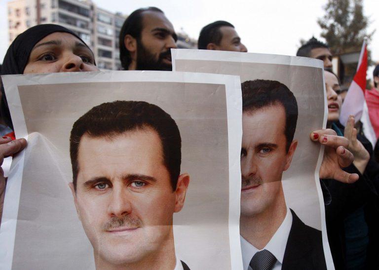 Σχέδιο καταστροφής της Συρίας απο ξένες δυνάμεις «βλέπει» ο Άσαντ | Newsit.gr