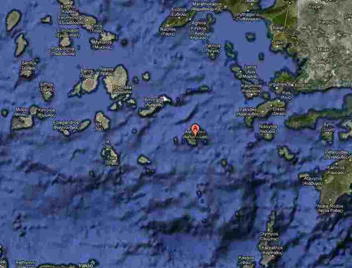 Σεισμός στο νοτιοανατολικό Αιγαίο | Newsit.gr