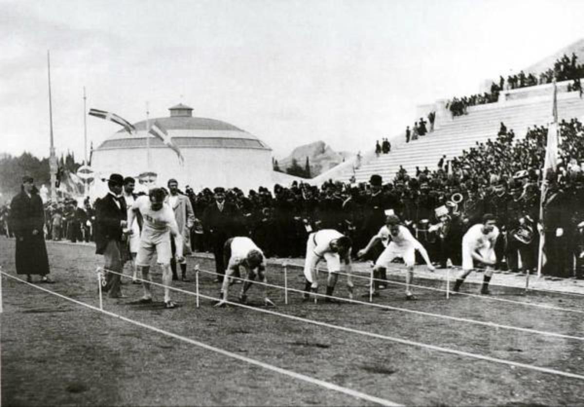 Ο τελικός των 100 μ. το 1896! Πως θα τερμάτιζε σήμερα ο τότε νικητής! | Newsit.gr