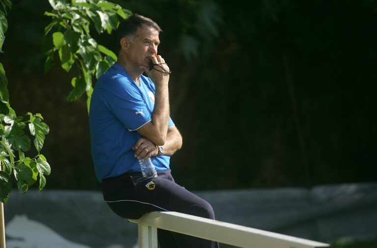 Mπάγεβιτς: «Η αλήθεια είναι ότι είμαι αισιόδοξος» | Newsit.gr
