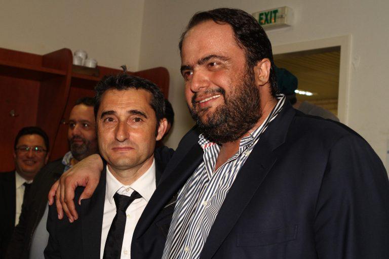 Βλέπει Βαλβέρδε ο Μαρινάκης! | Newsit.gr