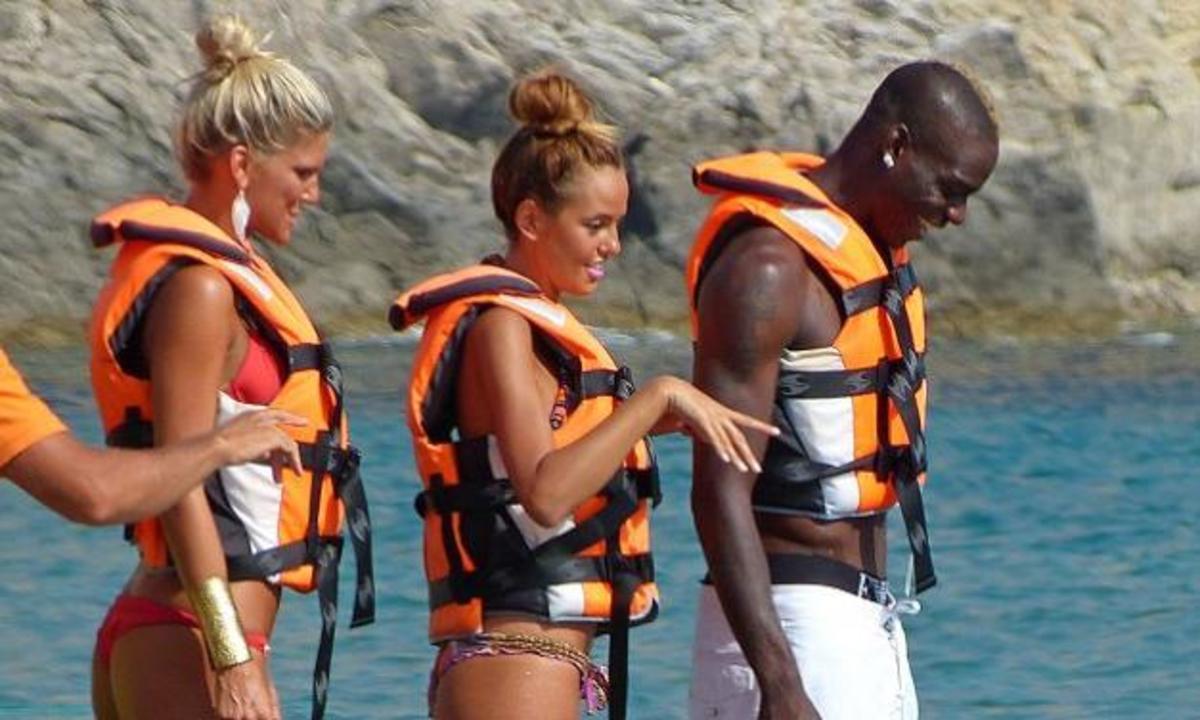 M. Balotelli: Σκοράρει στις… καρδιές των γυναικών όσο η πρώην του ισχυρίζεται ότι περιμένει το παιδί του! | Newsit.gr
