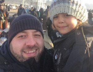 Η 7χρονη Bana έφυγε από το πολιορκημένο Χαλέπι