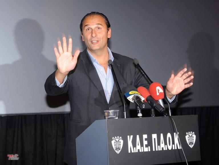 Πρέλεβιτς: Ό,τι καλύτερο έχει συμβεί στον ΠΑΟΚ ο Σαββίδης | Newsit.gr